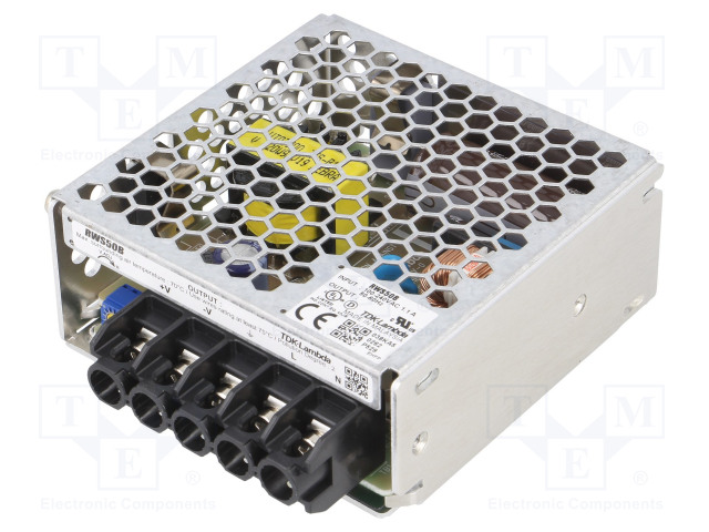 TDK-LAMBDA RWS50B-48 - Power supply: switched-mode