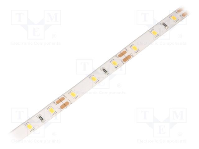 WISVA OPTOELECTRONICS HH-S60F008-2835-12 WW WHITE PCB IP65 - LED tape