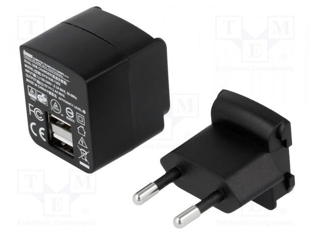 SUNNY SYS1529-1205-EU-USB - Napájecí zdroj: spínaný