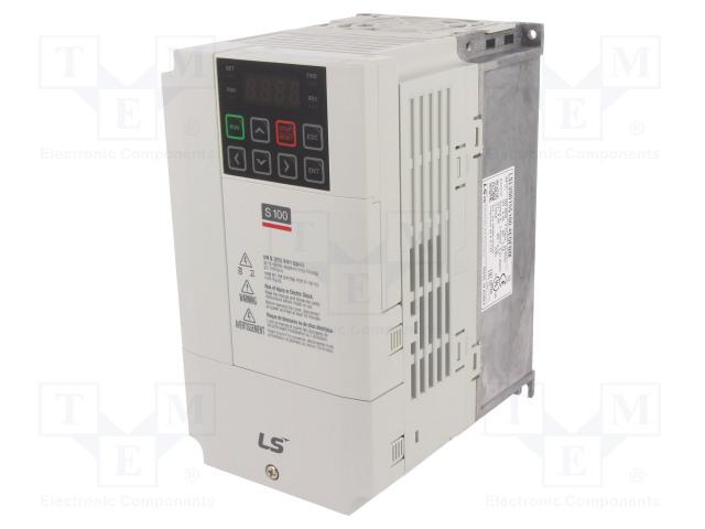 LS INDUSTRIAL SYSTEMS LSLV0015 S100-4EOFNM - Vektor-Umrichter