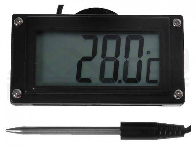 MOD-TEMP100 AXIOMET, Panel temperature meter