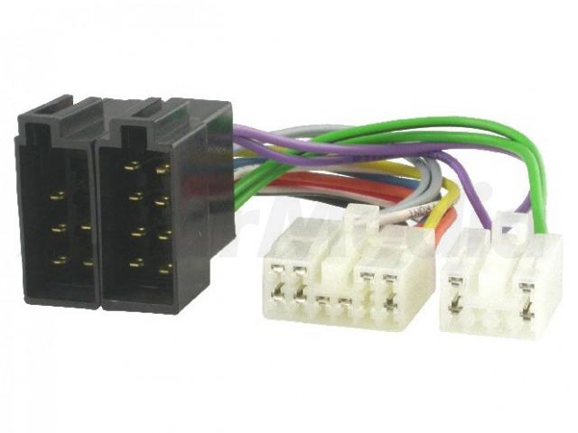 ZRS-104 4CARMEDIA, Connector