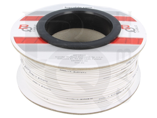 FLRYW-B0.75-WH BQ CABLE, Leitungen