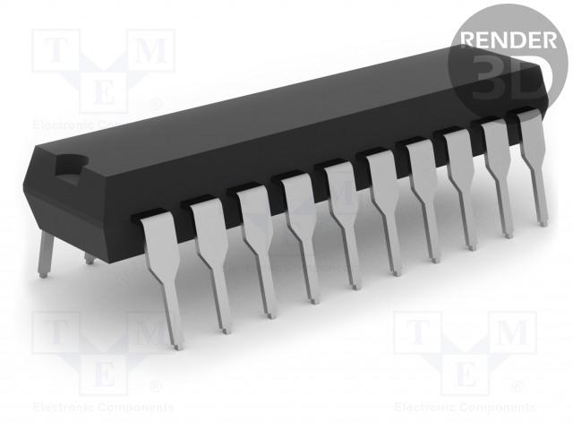 STMicroelectronics L293E - Driver