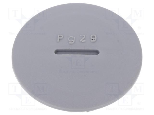 ALPHA WIRE HPP29 SL080 - Stopper