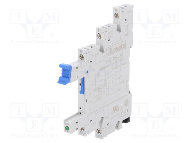 LOVATO ELECTRIC HR1XS230 - Relekanta