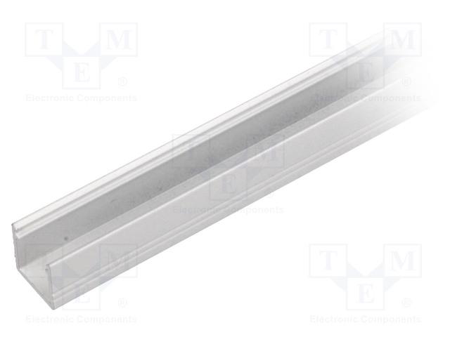 TOPMET C2010001 - Profil pour modules LED