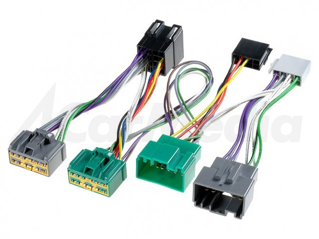 HF-59140 4CARMEDIA, Kabel pro hands-free sadu THB