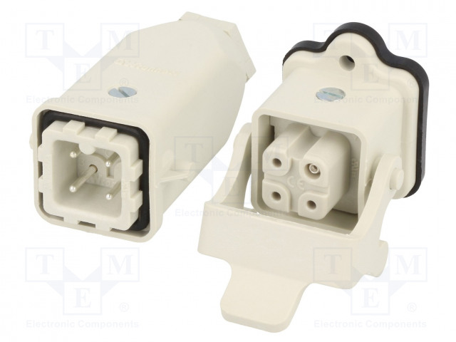 MOLEX 93603-0012 - Konektor: HDC