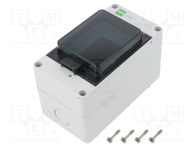 ELEKTRO-PLAST NASIELSK 2201-01 - Obudowa: do aparatury modułowej