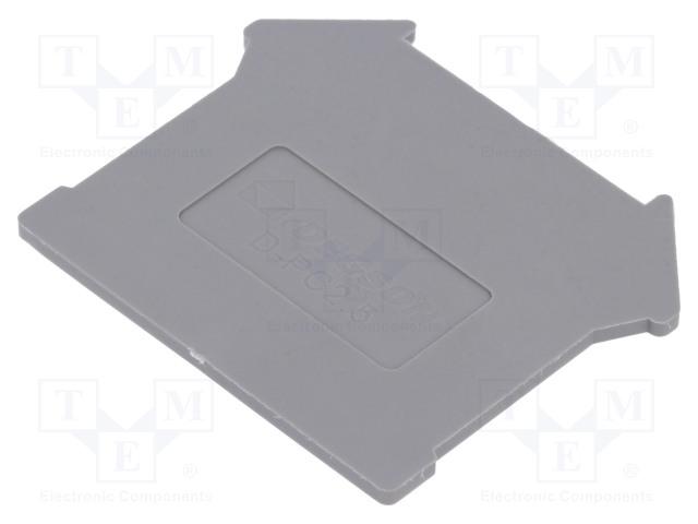 DEGSON ELECTRONICS D-PC2.5 - Oddělovací destička