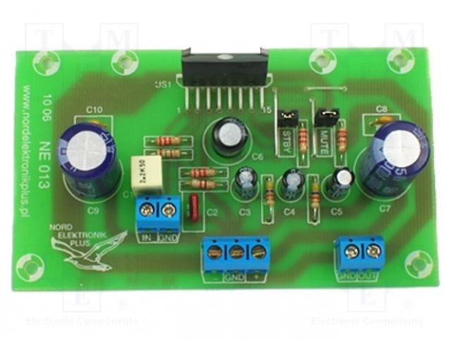 Nord Elektronik Plus - Circuit ZSM-NE013 | TME - Electronic