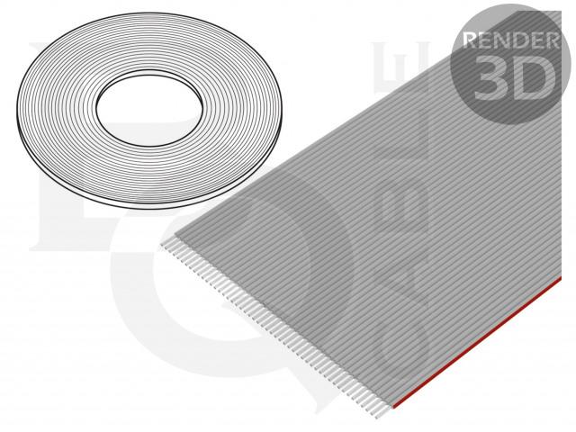 FLC-50/30-E BQ CABLE, Leiding