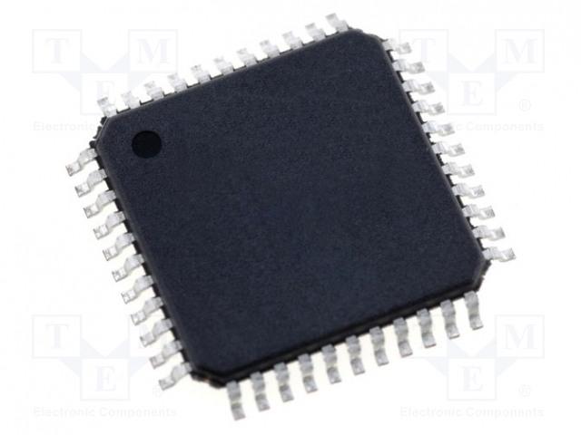 MICROCHIP TECHNOLOGY PIC32MX270F256D-I/PT - PIC-mikro-ohjain