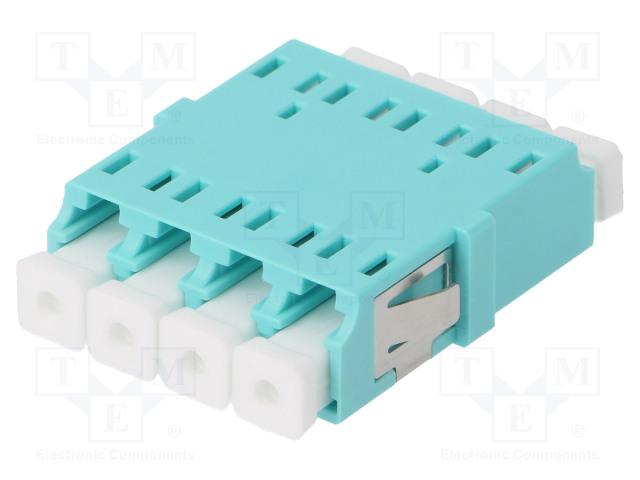 FIBRAIN A001-LC-4X-2168 - Connector: fiber optic