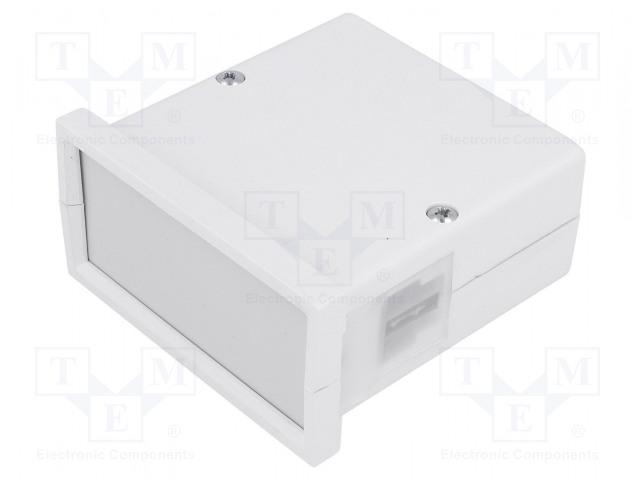MASZCZYK KM-61 + PC GY - Obudowa: tablicowa