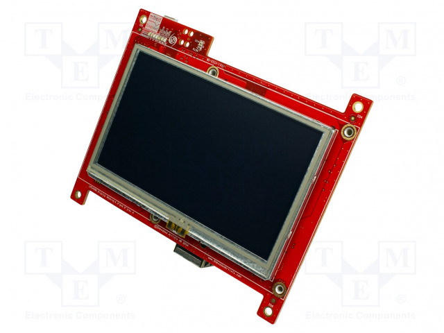 EMBEDDED ARTISTS EAD00223 - Expansion board with LCD display