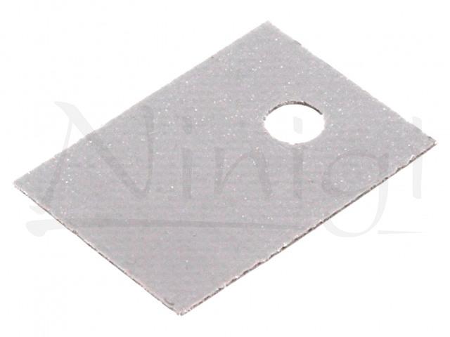 SMICA-TO220 NINIGI, Tepelně vodivá podložka