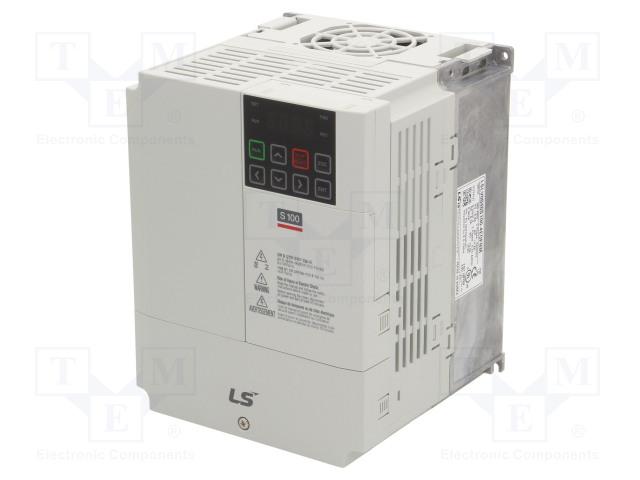 LS INDUSTRIAL SYSTEMS LSLV0040 S100-4EOFNM - Vector inverter