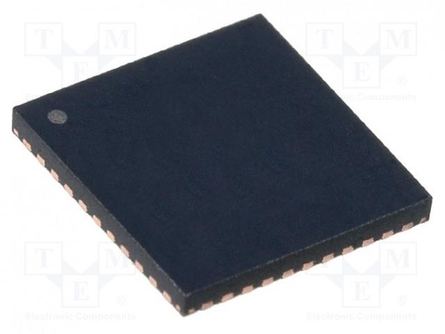 MICROCHIP TECHNOLOGY PIC32MX130F256D-I/ML - PIC-mikro-ohjain