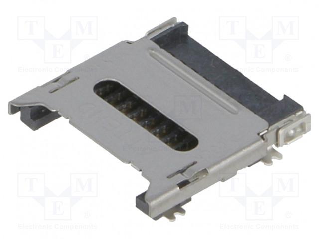 ATTEND 112C-TBAR-R02 - Konektor: pro karty