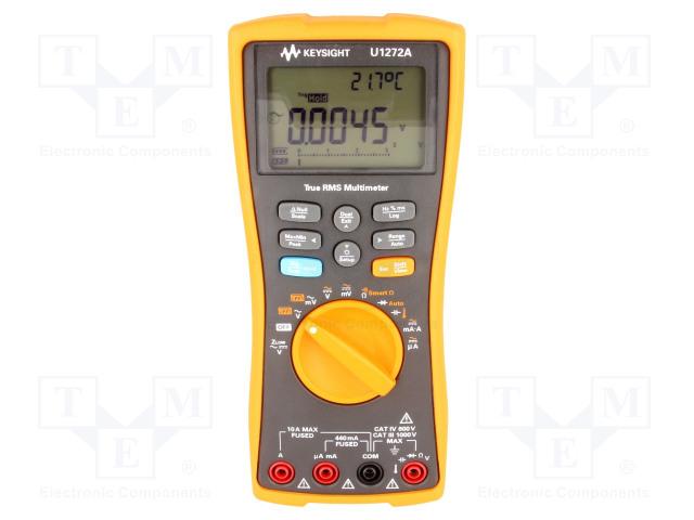 U1272A KEYSIGHT TECHNOLOGIES - Digital multimeter   TME