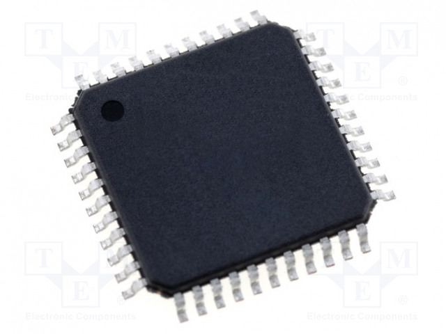 MICROCHIP TECHNOLOGY PIC32MX170F256D-50I/PT - PIC-mikro-ohjain