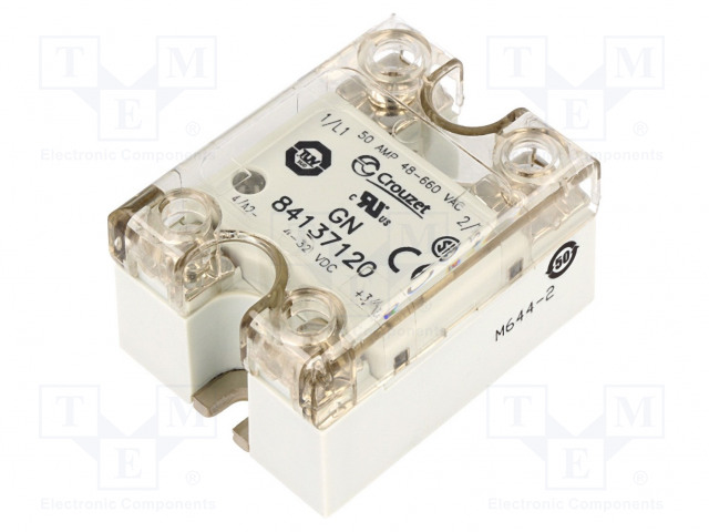 CRYDOM 84137120 - Relay: solid state