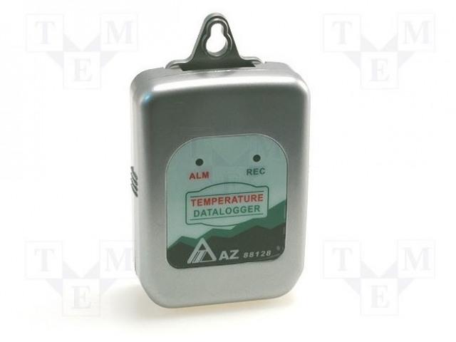 AZ AZ88128R - Záznamník: teploty