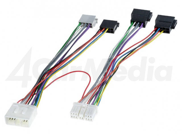 HF-59130 4CARMEDIA, Kabel pro hands-free sadu THB