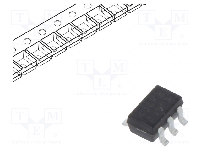 DIODES INCORPORATED BAV99DWQ-7-F - Diode: switching