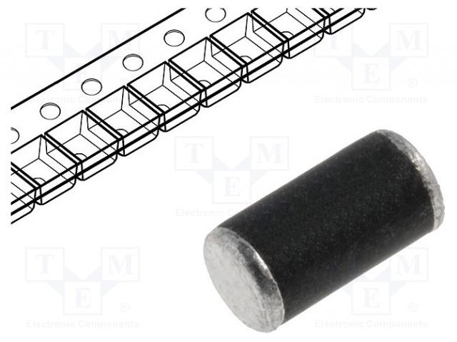 DIOTEC SEMICONDUCTOR BAV100 - Dioda: usměrňovací