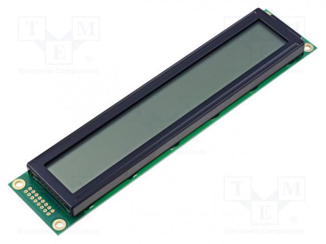 RAYSTAR OPTRONICS RC2002C-FHW-ESX - Zobrazovač: LCD