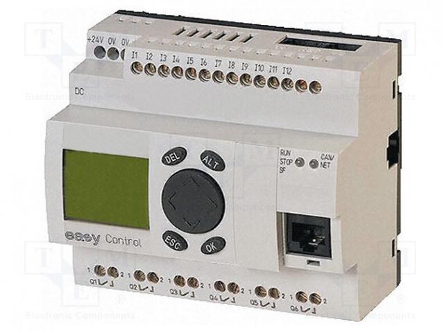 EATON ELECTRIC EC4P-221-MTAD1 - Modul: programovatelný automat PLC