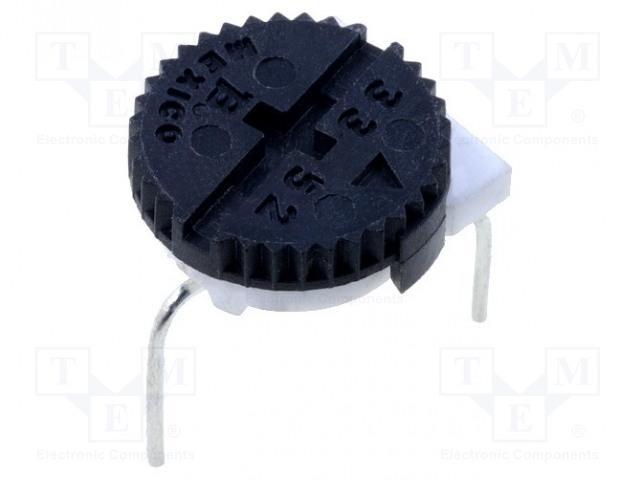 BOURNS 3352E-1-105LF - Potenciometr: montážní