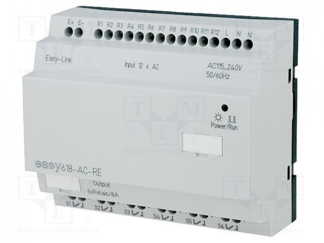 EATON ELECTRIC EASY618-AC-RE - Modul: rozšiřující