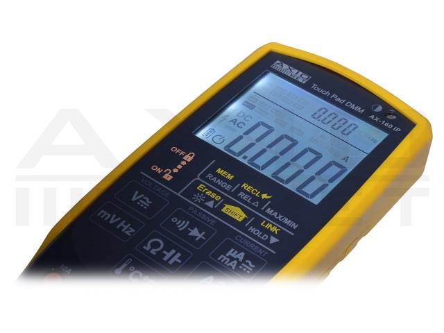 AX-160IP AXIOMET, Digital multimeter