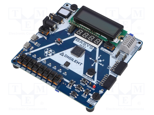 DIGILENT BASYS MX3 - Dev.kit: Microchip PIC
