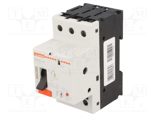 LOVATO ELECTRIC 11SM1B48 - Moottorinsuojakytkin