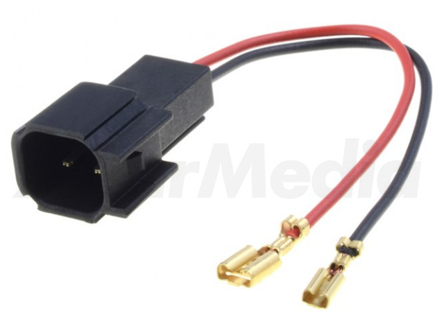 ZRS-AG-21 4CARMEDIA, Adapter voor luidsprekerconnector