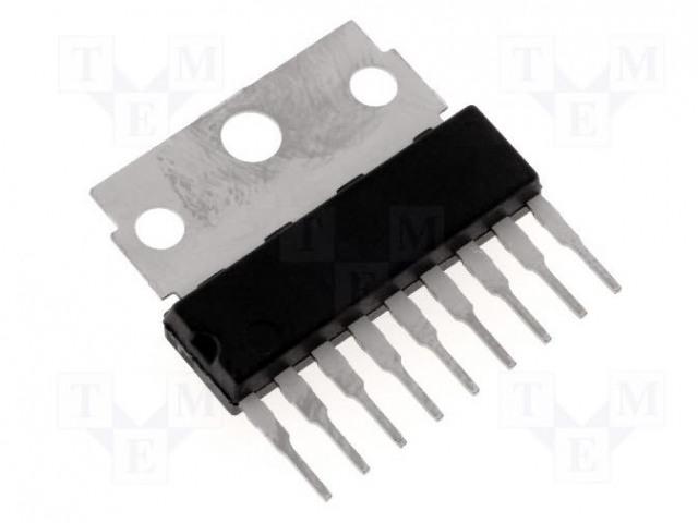 TDA1517 NXP - Integrated circuit: audio amplifier TDA1517