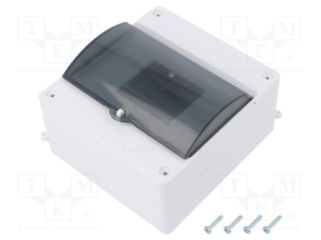 ELEKTRO-PLAST NASIELSK 2306-01 - Obudowa: do aparatury modułowej