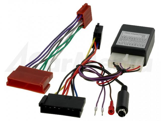 FORD-KEN 4CARMEDIA, Adaptér pro ovládání z volantu