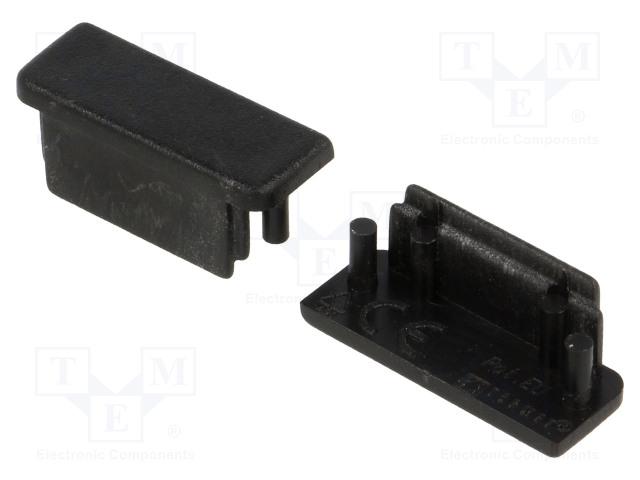 TOPMET A2080002 - Fiche pour profils LED