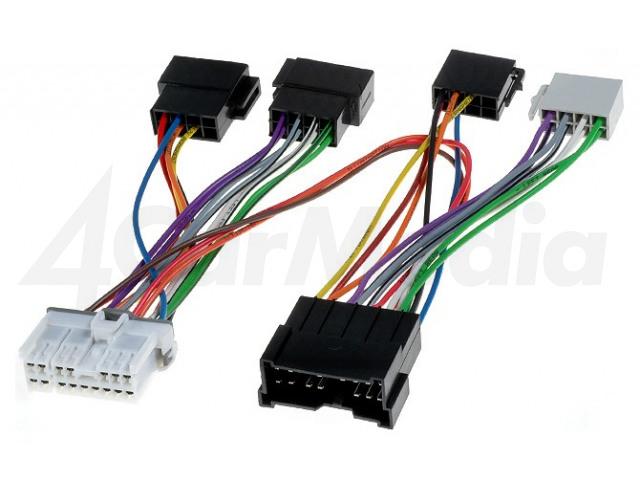 HF-59060 4CARMEDIA, Kabel pro hands-free sadu THB