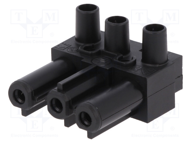 WIELAND 92.031.3258.1 GST18I3S B1 SW - Connector: pluggable terminal block