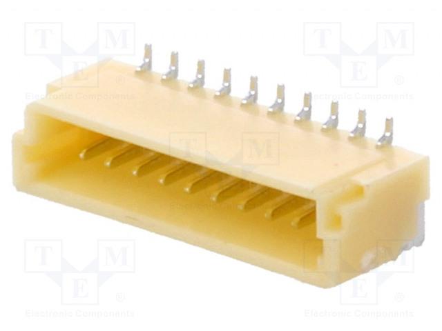 JST BM10B-SRSS-TB - Socket