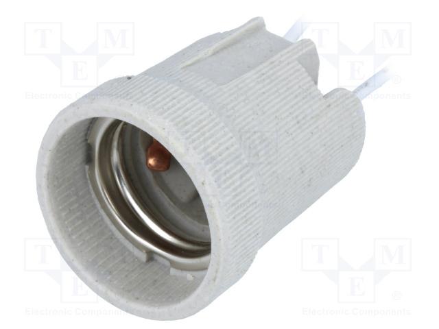 Goobay LAMP-OP-E27 - Objímka: pro žárovku