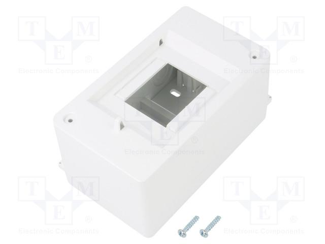ELEKTRO-PLAST NASIELSK 2303-10 - Obudowa: do aparatury modułowej