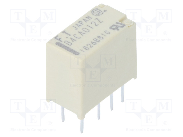 FUJITSU FTR-B4CA012Z - Реле: електромагнітнe
